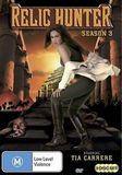Relic Hunter - Season 3 (5 Disc Set) on DVD