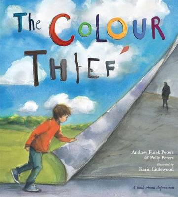 The Colour Thief by Andrew Fusek Peters image