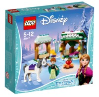 LEGO Disney Princess: Anna's Snow Adventure (41147)