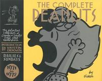 The Complete Peanuts 1971-1972 by Charles M Schulz