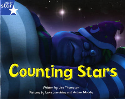 Fantastic Forest Blue Level Fiction: Counting Stars by Lisa Thompson image