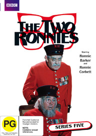The Two Ronnies - Series 5 (2 Disc Set) on DVD