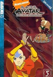 Avatar: v. 5 by Bryan Kanietzko image