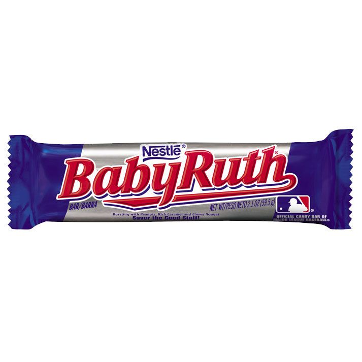 Baby Ruth Bar 59.5g image