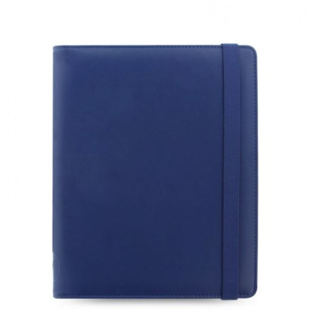 Filofax: Metropol Elastic Tablet Case Large - Navy