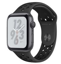 Apple Watch S4 Nike 44mm Space Grey Aluminium Case with Anthracite Black Nike Sport Band