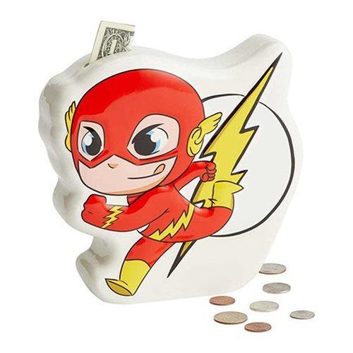 DC Comics Superfriends Flash Bank