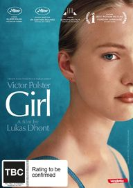 Girl on DVD