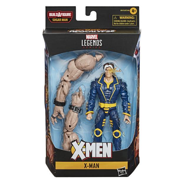 "Marvel Legends: X Man - 6"" Action Figure"
