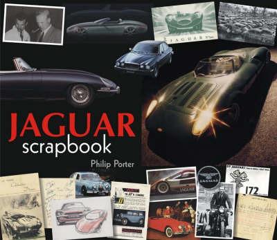 Jaguar Scrapbook by Philip Porter image