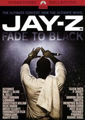 Jay-Z - Fade To Black on DVD