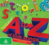 A-Z Of Kids Songs on DVD