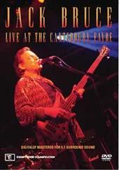 Jack Bruce: Live at The Canterbury Fayre on DVD