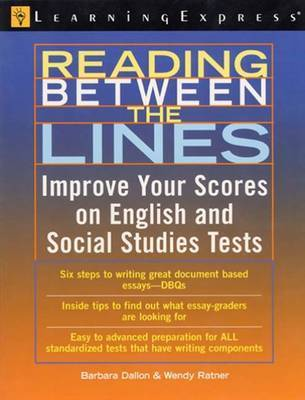 Reading Between the Lines by Barbara Dallen