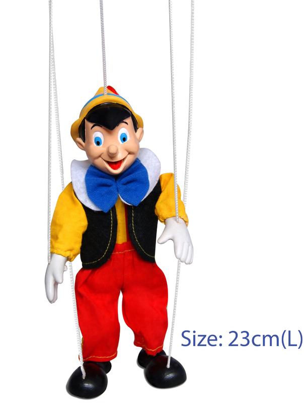 Fun Factory: Pinocchio Puppet