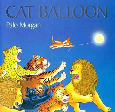 Cat Balloon by Morgan Palo