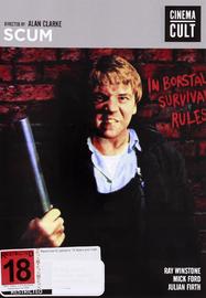 Scum (Cinema Cult Series) on DVD image