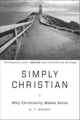 Simply Christian by N.T. Wright image