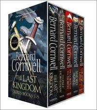 The Last Kingdom Series by Bernard Cornwell