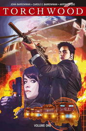 Torchwood Volume 1 (New) by John Barrowman