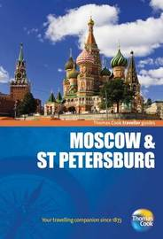 Moscow and St. Petersburg by Chris Booth image