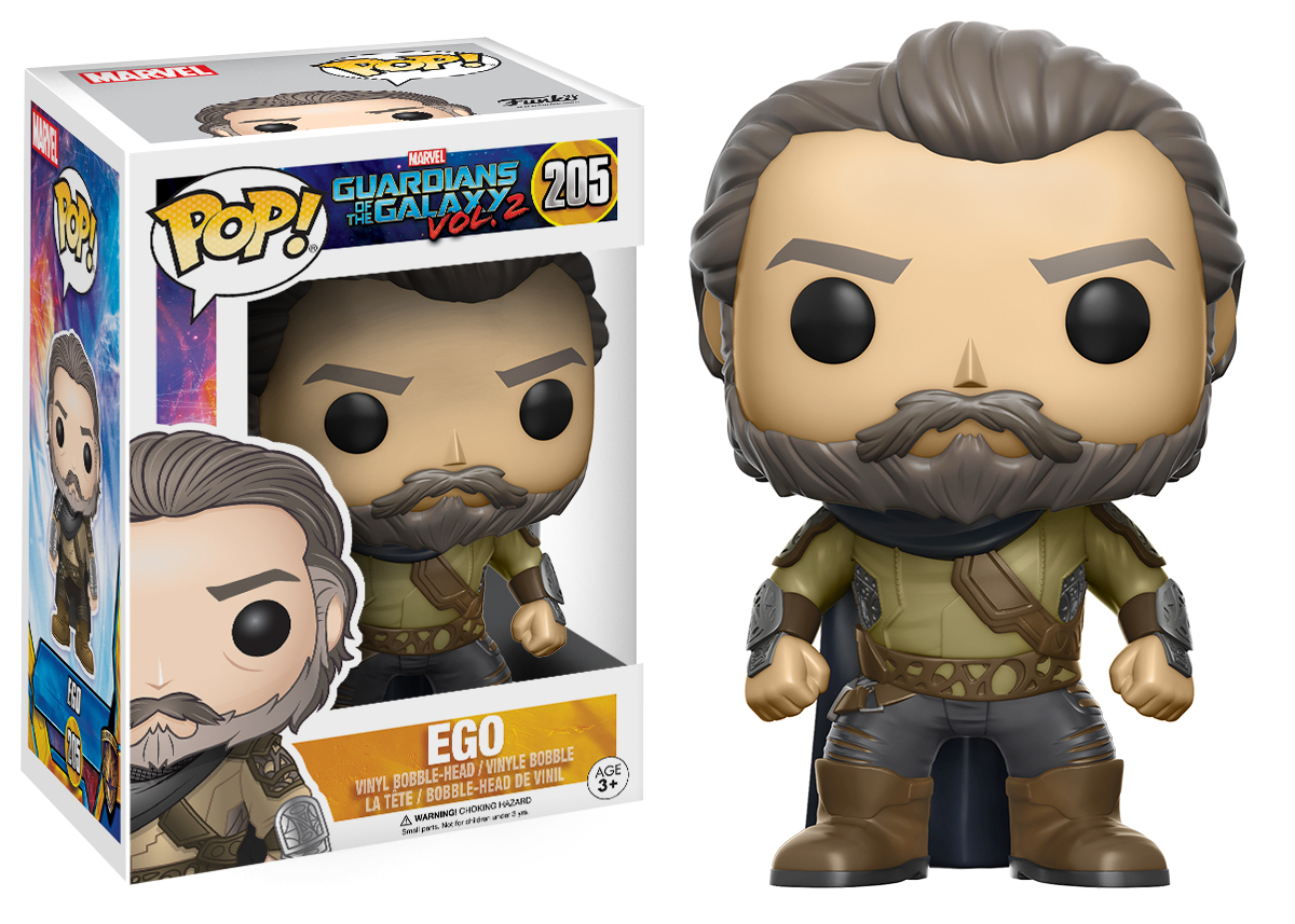 Guardians of the Galaxy: Vol. 2 - Ego Pop! Vinyl Figure image