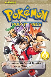 Pokemon Adventures: 08 by Hidenori Kusaka