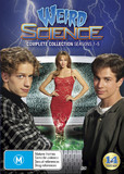 Weird Science - Complete Collection (Season 1-5) on DVD