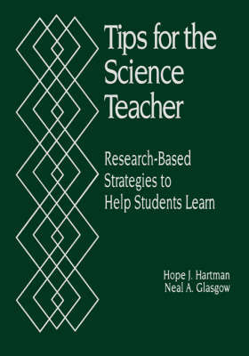 Tips for the Science Teacher by Hope J. Hartman image
