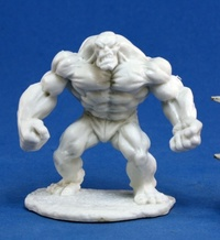 Dark Heaven Bones - Clay Golem image