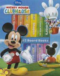 M1l My First Library Mickey Mouse