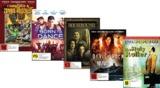 New Zealand Films - Bundle 2 on DVD