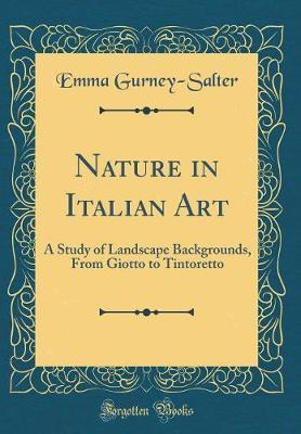 Nature in Italian Art by Emma Gurney Salter image