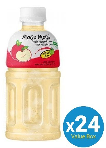 Mogu Mogu (Apple) Drink 320ml - 24pk