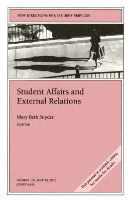 Student Affairs and External Relations image