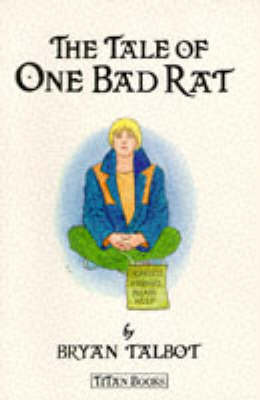 Tale of One Bad Rat by Bryan Talbot image