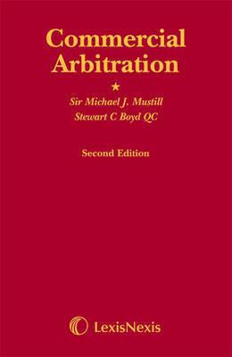 Commercial Arbitration by Michael J. Mustill