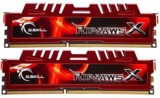 2x4GB G.SKILL Ripjaws 1600MHz DDR3 Ram