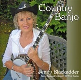 Country Banjo by Jenny Blackadder
