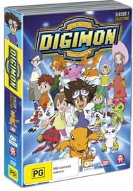 Digimon Digital Monsters - Season 1 Collection on DVD image