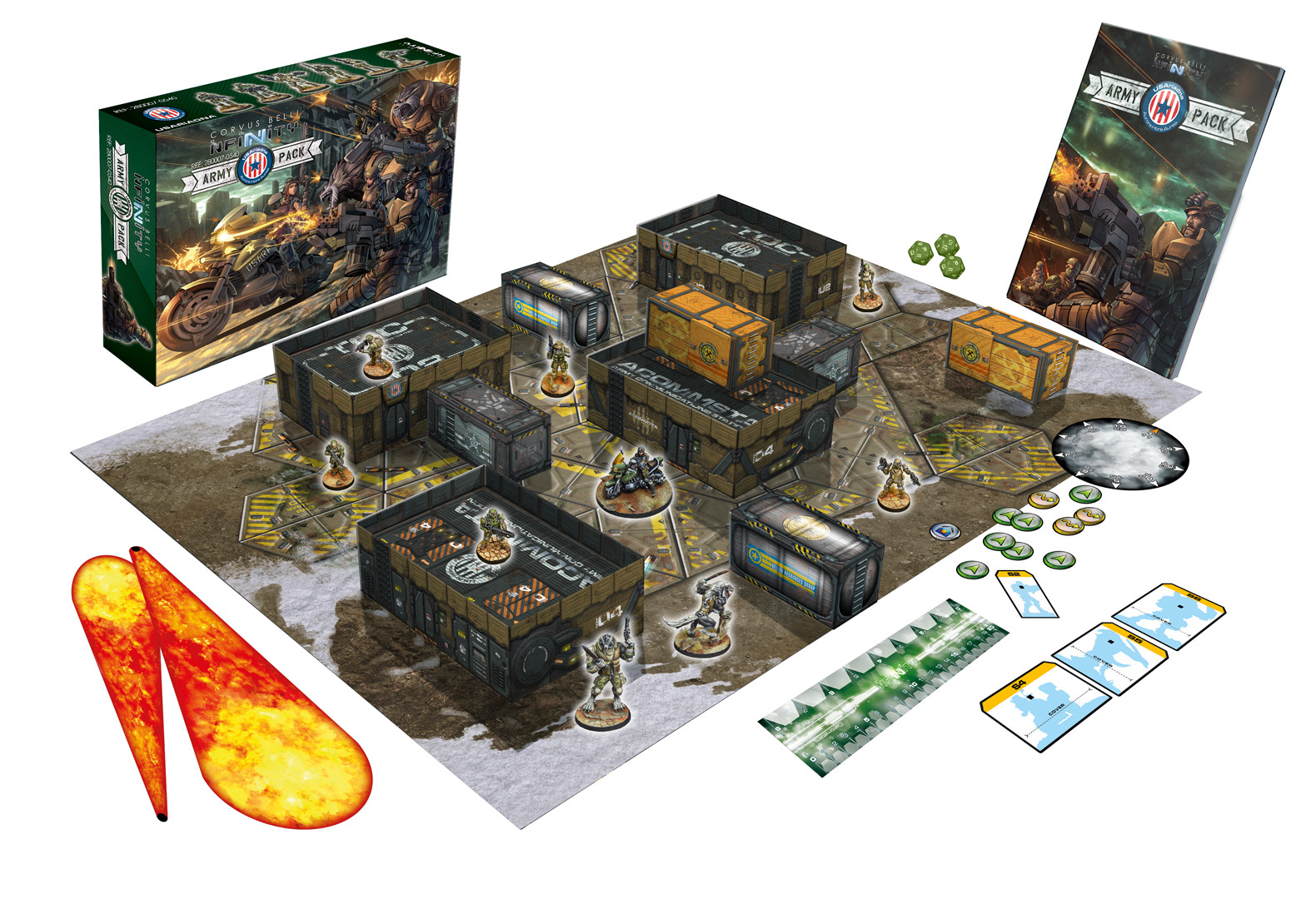 Infinity: USAriadna Army Pack image
