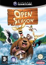 Open Season for GameCube