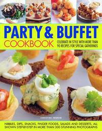 Party and Buffet Cookbook by Christine Ingram