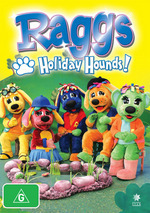 Raggs - Holiday Hounds! on DVD