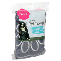 Nove Microfibre Pet Towel