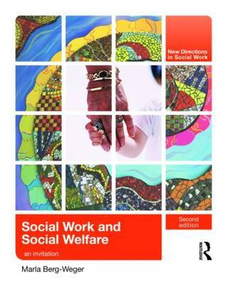 Social Work and Social Welfare: An Invitation by Marla Berg-Weger image
