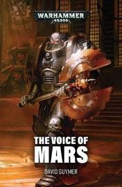 The Voice of Mars by David Guymer