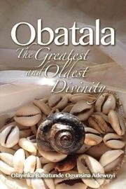 Obatala by Olayinka Adewuyi