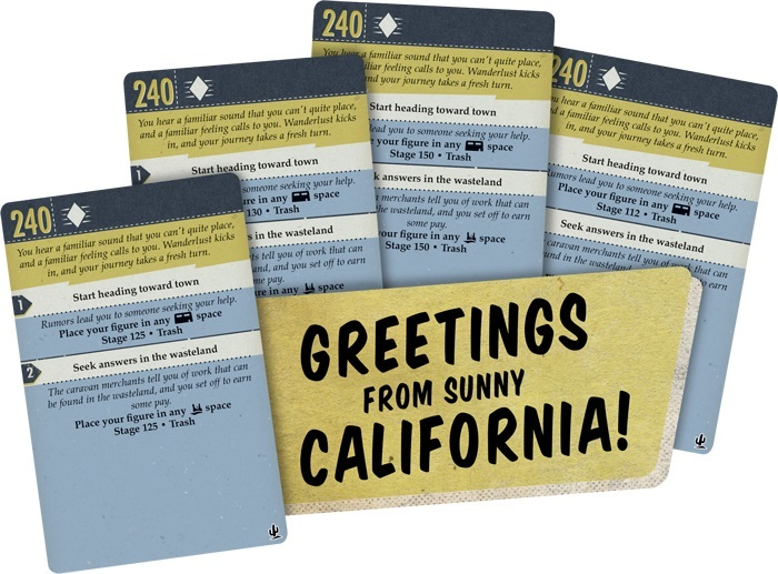 Fallout - New California Expansion image