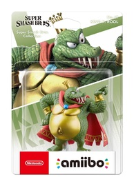 Nintendo Amiibo King K Rool - Super Smash Bros Ultimate for